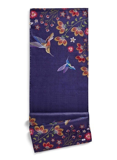 The Mia Birdy Runner - 140 x 40 Cm - Mor Mor